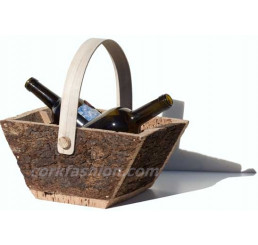 Basket for 2 bottles (model RC-GL0703003001) from the manufacturer Robcork